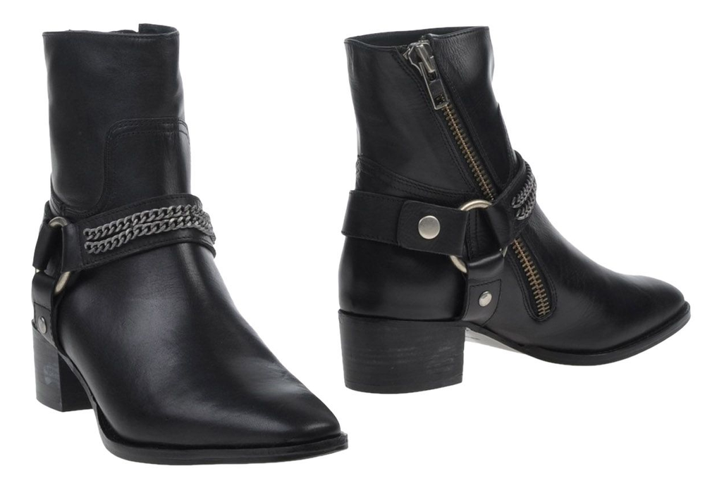 Mr. Wolf moto boot- $98 (was $183)