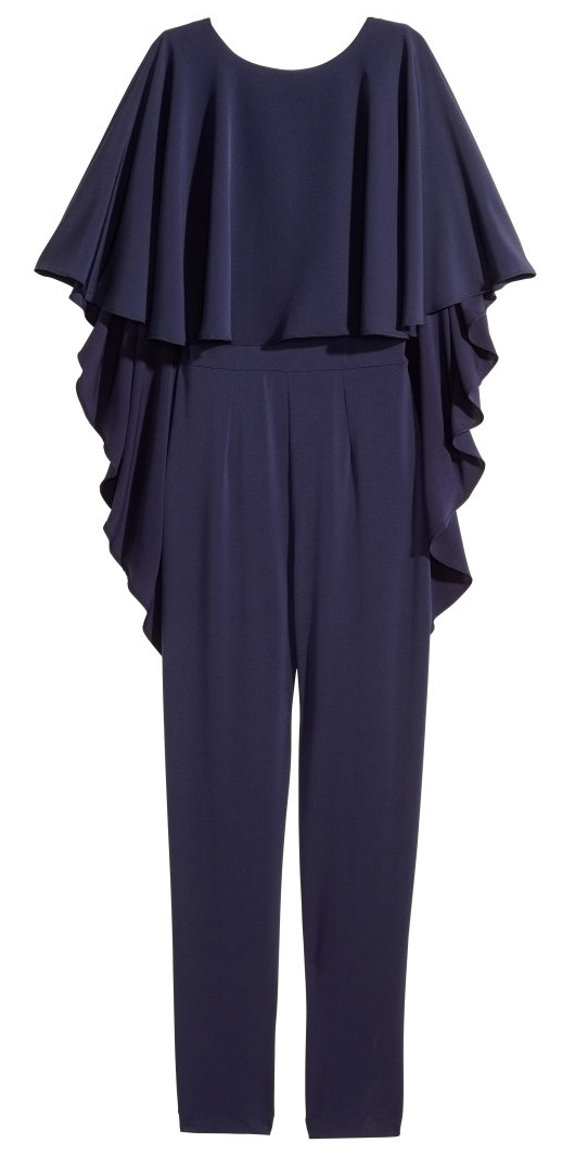 Jumpsuit w/ Cape- $24.99 (was $59.99)