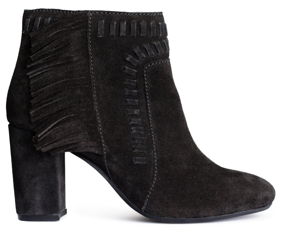 Suede Boot- $29.99 (was $69.99)