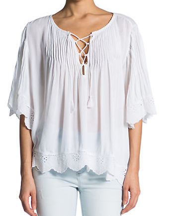 "Banjara ""Isla"" top- $22 (was $64)"