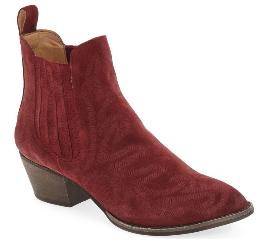 "Dolce Vita ""Seth"" booties- $59.99 (was $180)"