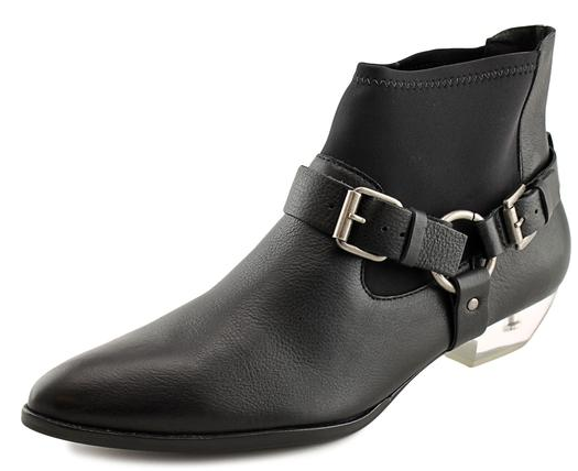 "Matisse ""Jacques"" lucite heel bootie- $23.20 after 20% off code (was $204)"