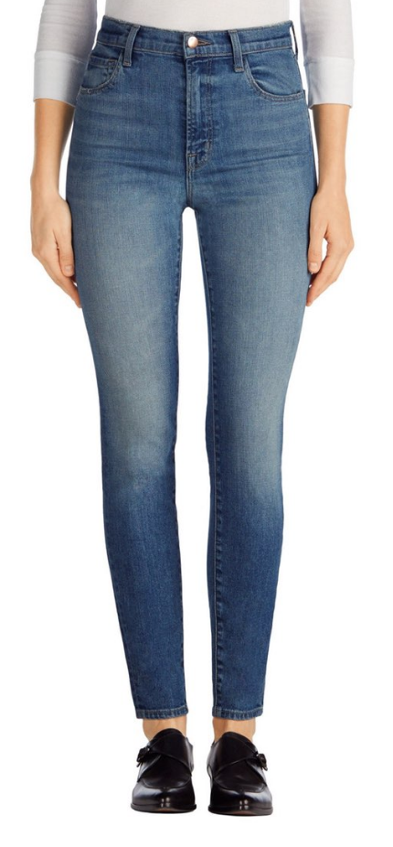 "J Brand Carolina Super High Rise ""Elusive"" $59.99 (was $228)"