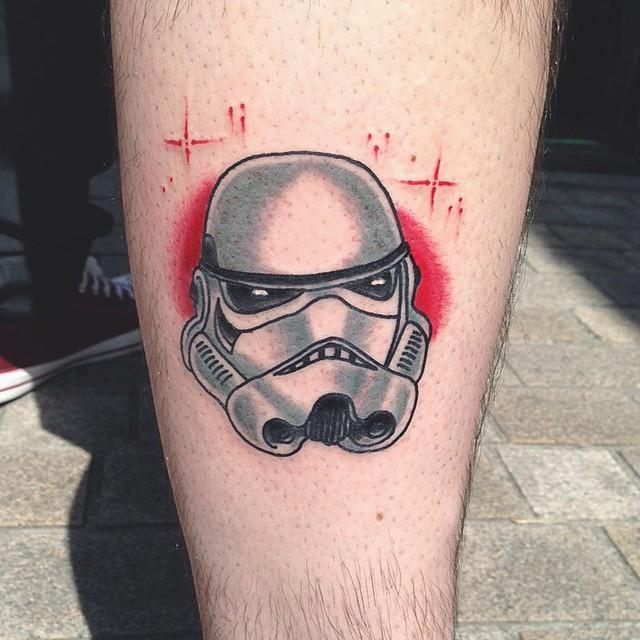 Stormtrooper for Paul