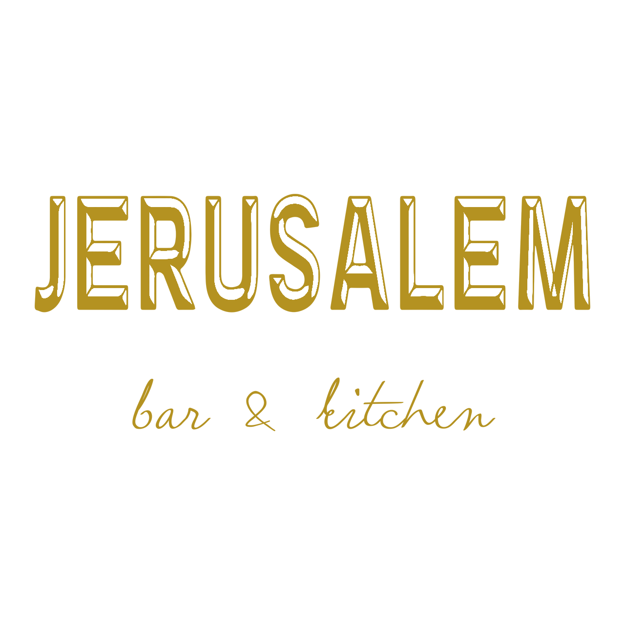 Jerusalem Bar & Kitchen