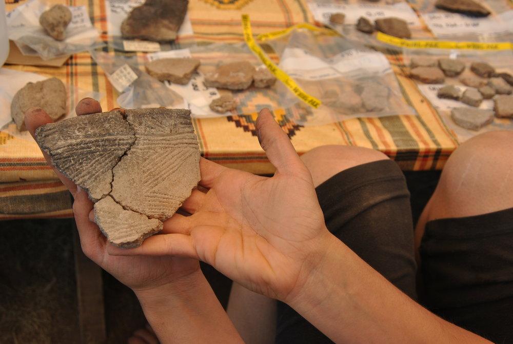 Ceramics in Bronze Age society