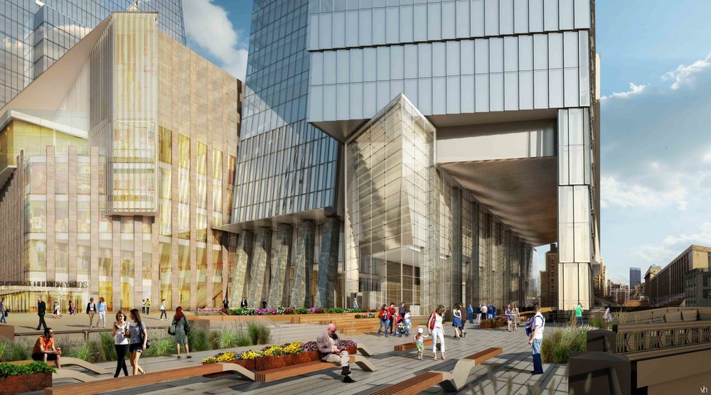 Hudson Yards - Tower C & Retail off Highline.jpg