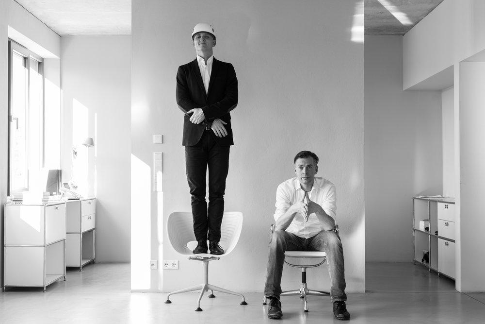 Markus Hillegaart & Thomas Strauss - Durch viel Übung, stetige Perspektivwechsel und Freude an der Arbeit,entwickeln wir