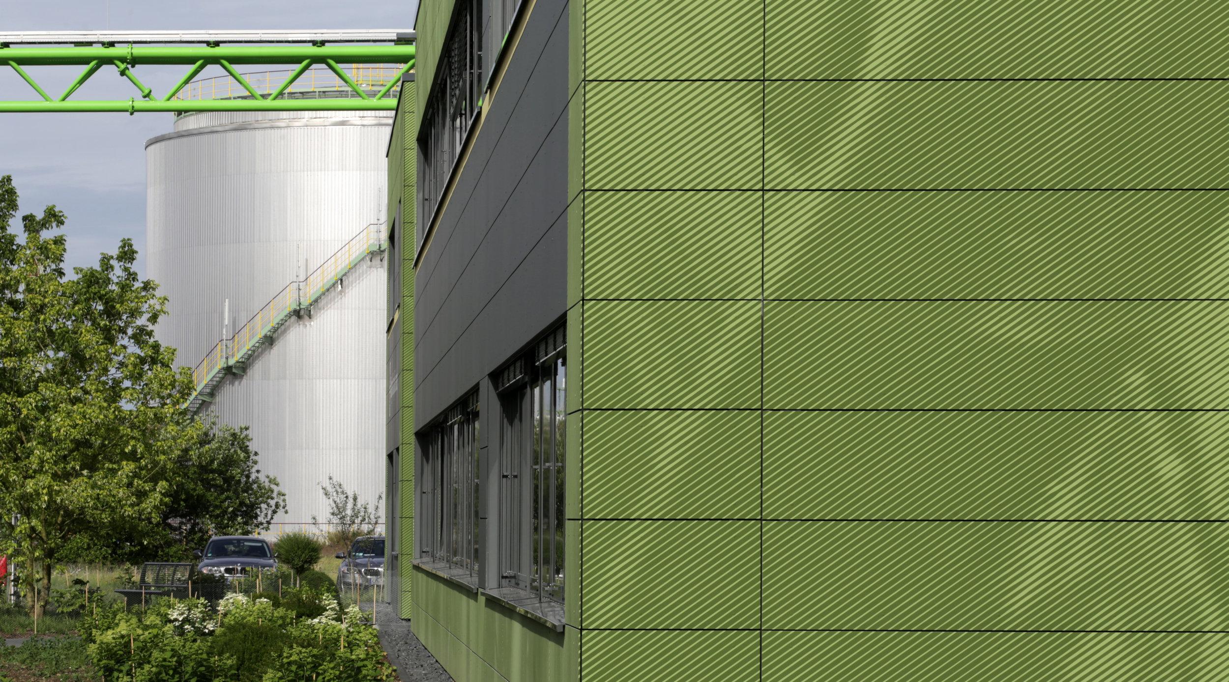Gestaltung Auf Fassadenplatten Und Fassadenverkleidungen S H