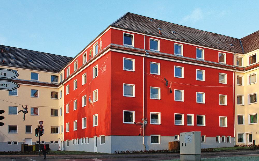 Fassaden-Gestaltung-Wohnbau-Putz-Wohnungsbau-Exe-Flensburg-rot.jpg
