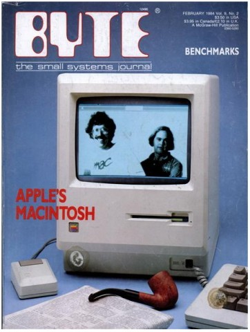 When I think of BYTE magazine I think of the issue where they covered the Macintosh. I remember the magazine was as thick as a modern day GQ magazine. Just packed with ads, product reviews and code samples. The BASIC code samples where what I wanted. I sort of remember writing a program that would allow me to simulate flying a hot air ballon with varying wind currents. That program was a lot of fun to build. Anyway thanks for taking this trip with me down memory lane.  So, what was your first computer?