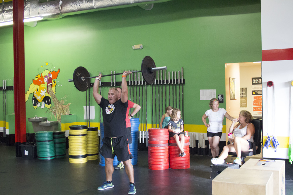 Chris Weir, 31 Heroes WOD