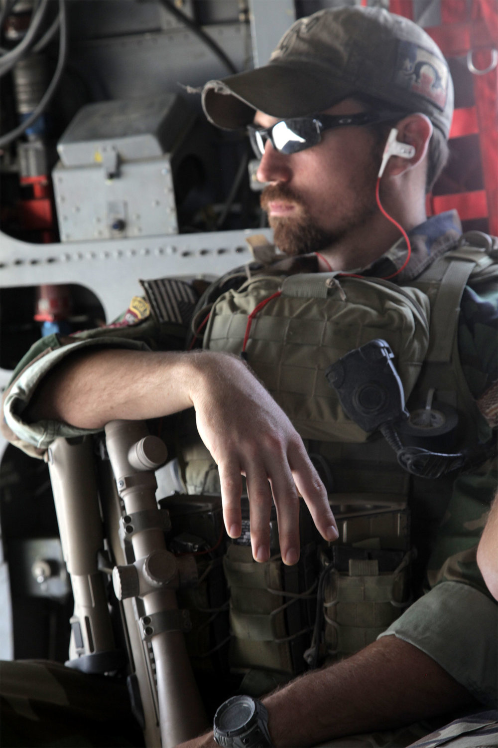 """U.S. Army Staff Sgt. Jeremie """"JBo"""" """"Bubba"""" Border, 28, of Mesquite, Texas, assigned to the 1st Battalion, 1st Special Forces Group (Airborne), based in Torii Station, Okinawa, Japan, died Sept. 1, 2012, in Batur Village, Afghanistan, from wounds suffered when enemy forces attacked his unit with small-arms fire. He is survived by his parents, Mary Border and Robert Harris; sisters, DeLaynie Peek, Katie Border, Ashley Harris and Amanda Pereira; nephews, Robbie and Kayden Pereira; and brothers-in-law, Jason Peek and Roberto Pereira."""