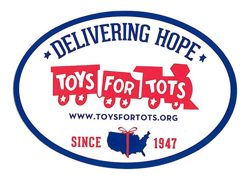 Donate a NEW, UNWRAPPED toy by December 14th.