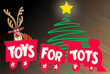 Friendly reminder that CFF is collecting new, unopened, unwrapped toys for the Toys for Tots drive until December 14th. Please help us help others!