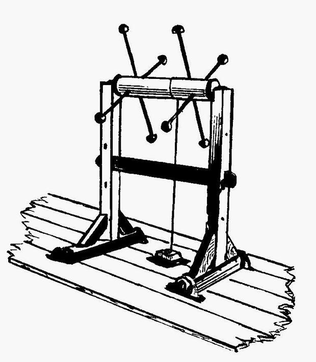 Dumbbell machine