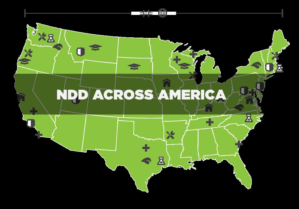 NDD Across America