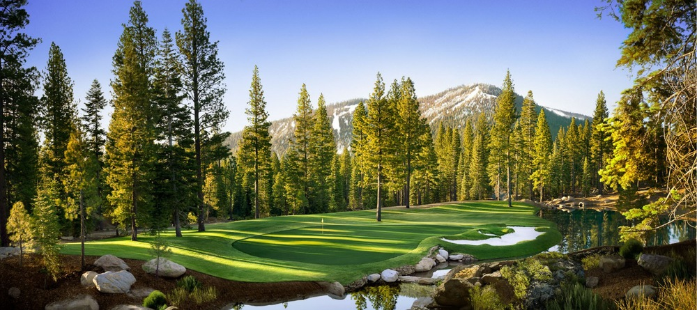 Martis Camp Hole #11