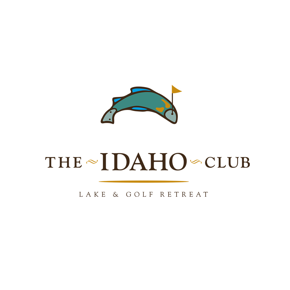The Idaho Club Logo
