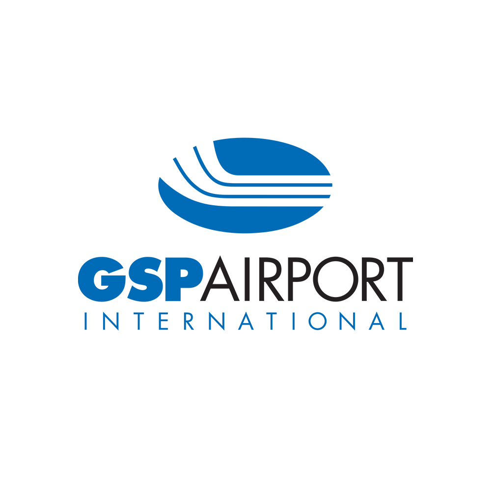 GSP International Airport Logo