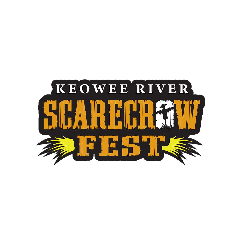 Keowee River Scarecrow Fest Logo