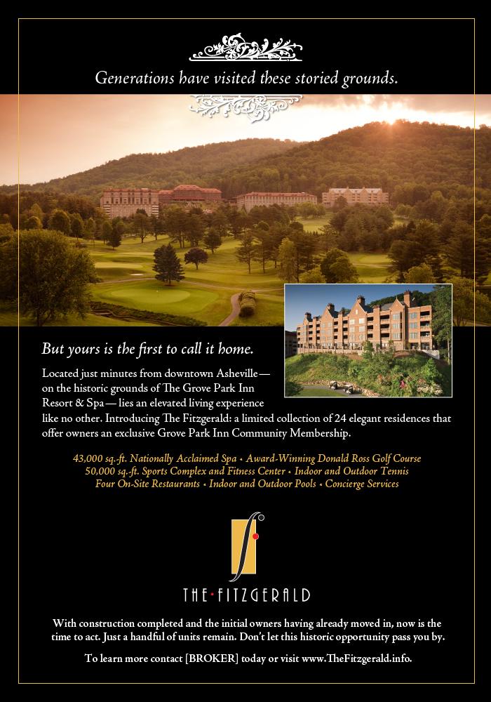 The Fitzgerald Broker Invitation