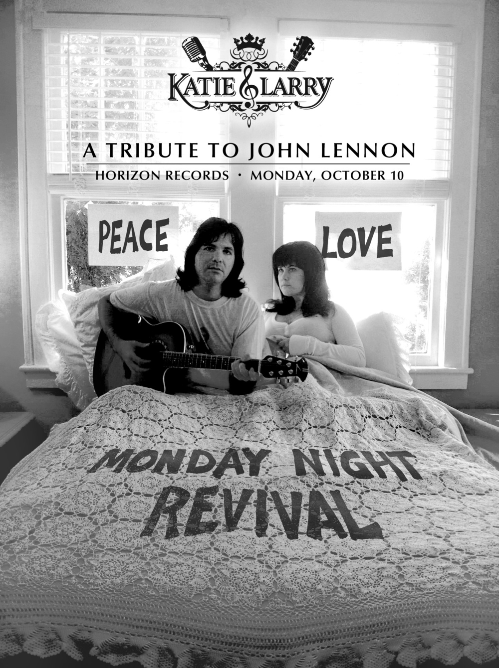 Monday Night Revival poster