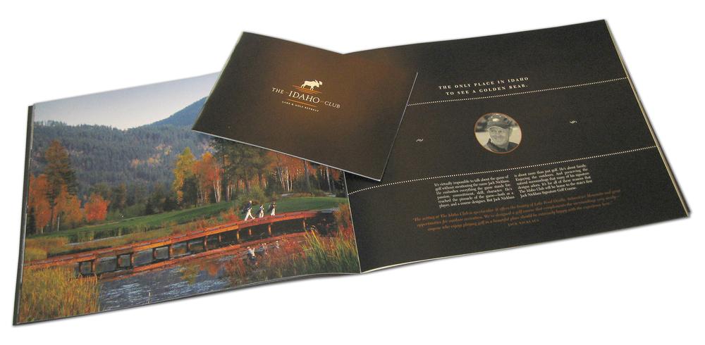The Idaho Club Vision Brochure