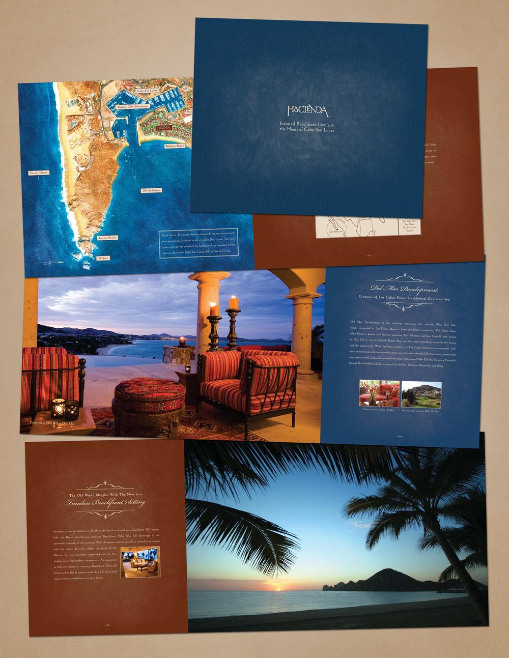 Hacienda Cabo San Lucas Vision Brochure