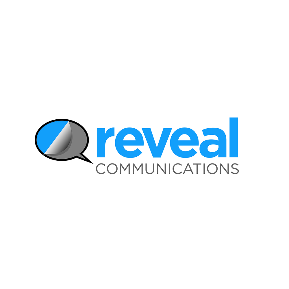 Reveal Communications Logo