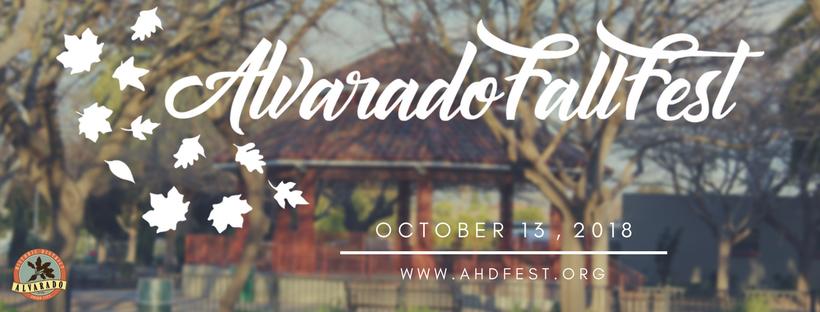 October 13 - Fall Fest