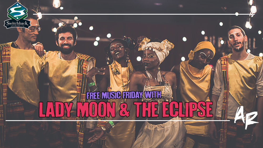 lady moon and the eclipse free music friday