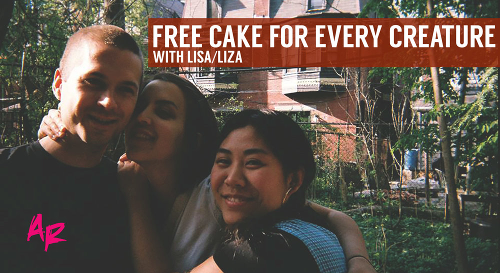 free cake for every creature