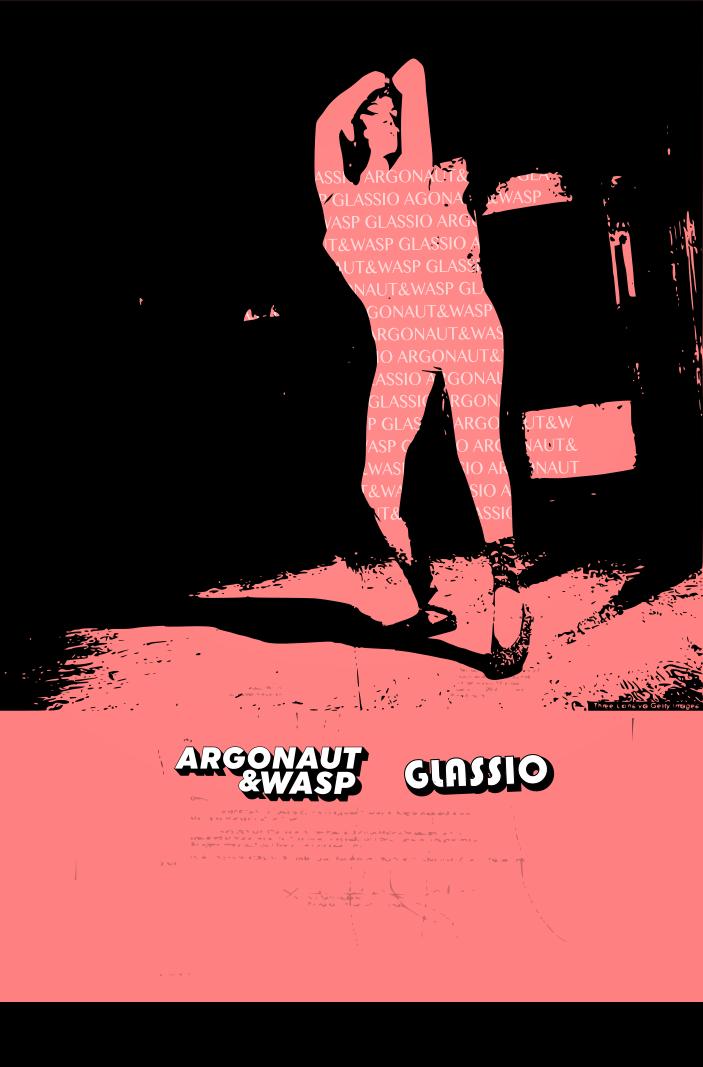 argonaut and wasp glassio