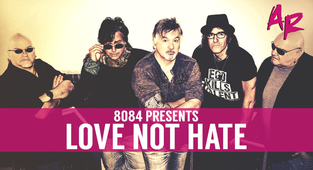 8084 presents love not hate artsriot burlington vermont