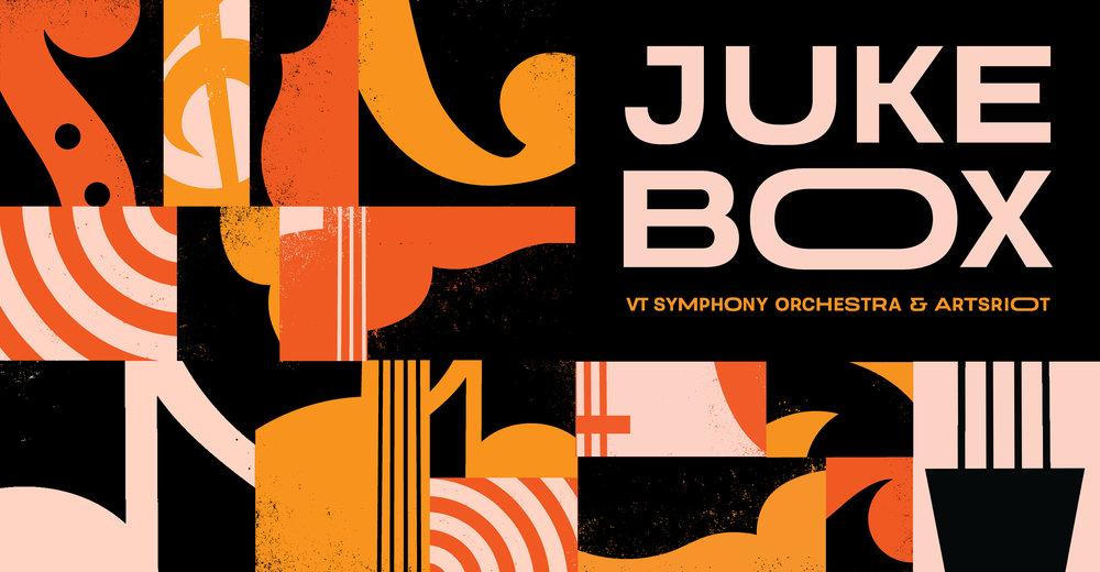 VSO JUKEBOX ARTSRIOT BURLINGTON VERMONT