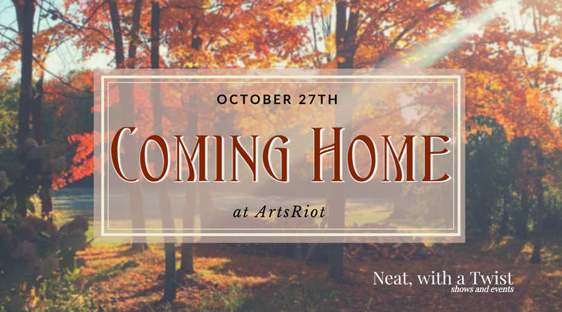 coming home neat with a twist