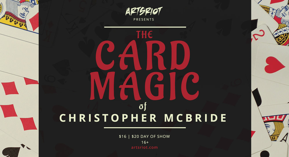 chirstopher mcbride magic