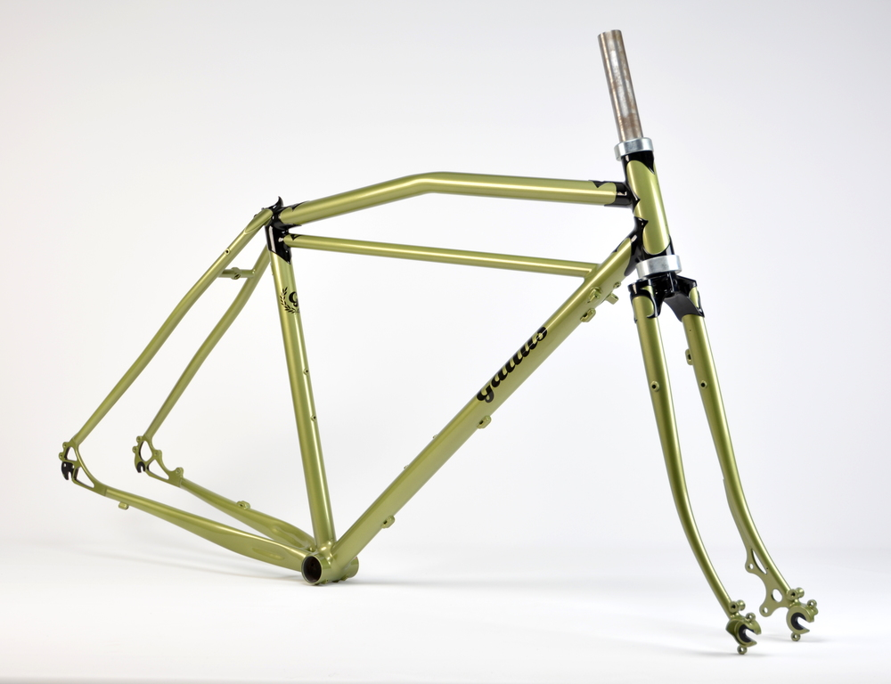 Gallus Cycles-Lugged Klunker