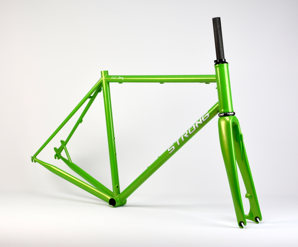 Strong Frames-Steel Gravel