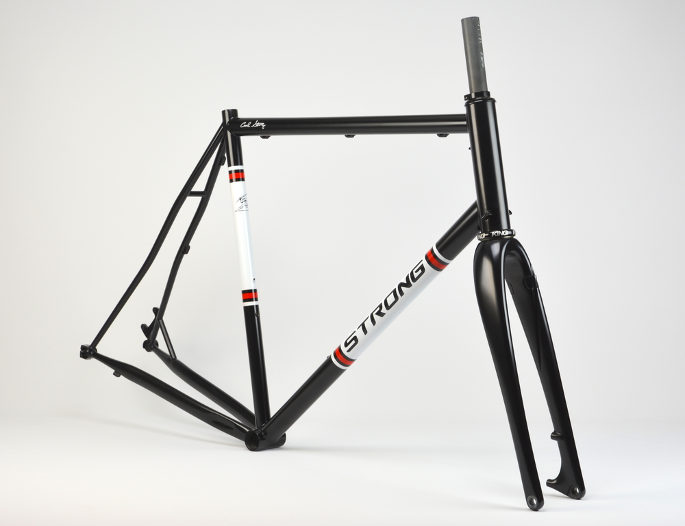 Strong Frames- Steel Gravel
