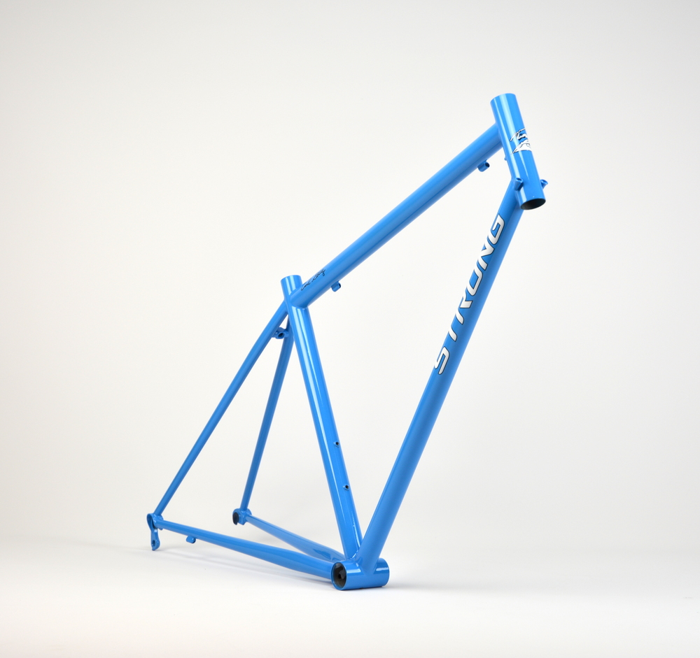 Strong Frames-Steel Road Refinish