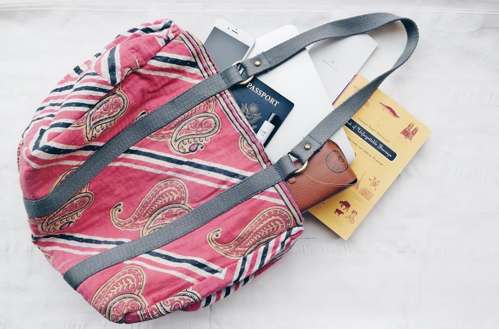 Carry All Slim   , Sari Bari, $55.00