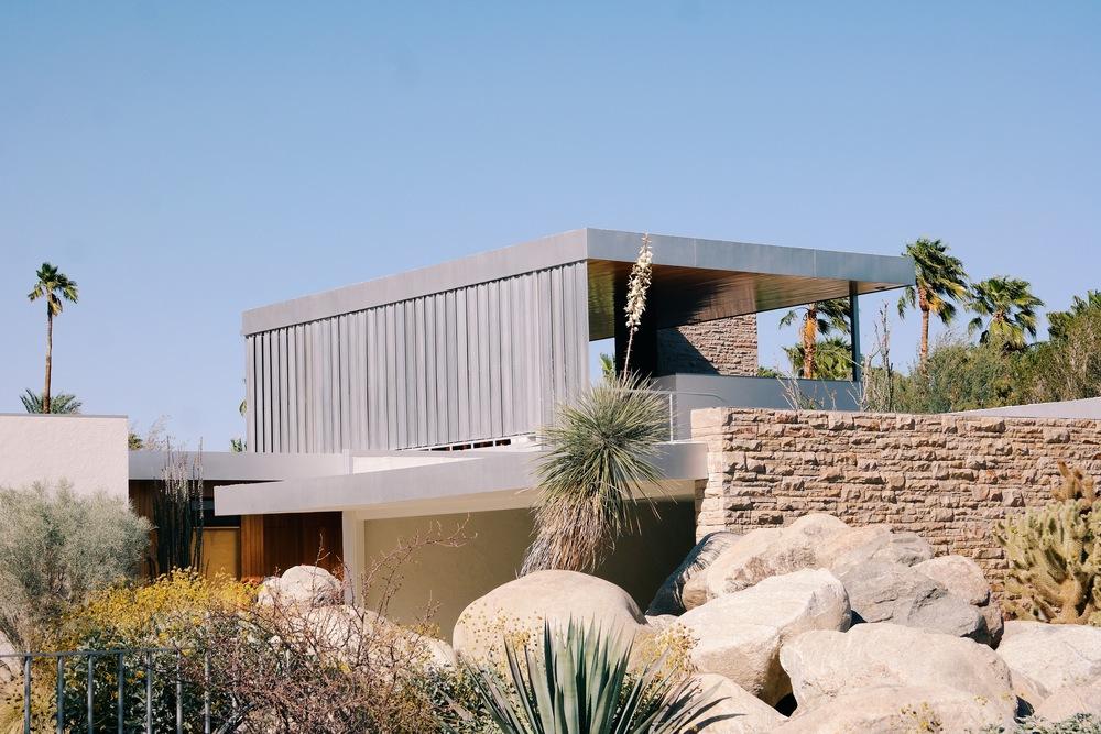 Kauffman Desert House