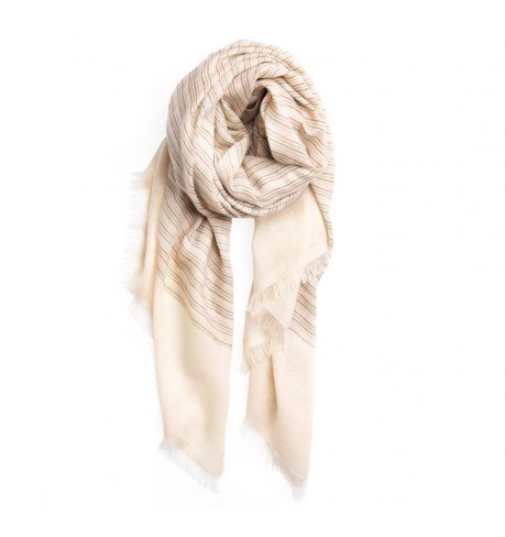 Lena Cashmere Scarf - Pin by Vilaasi, To The Market, $295.00