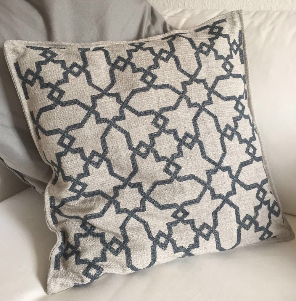 Koutubia Embroidered Cushions   , $181.00