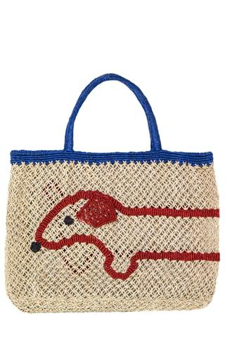 The Jacksons Personality Sausage Tote, Accompany, $95.00