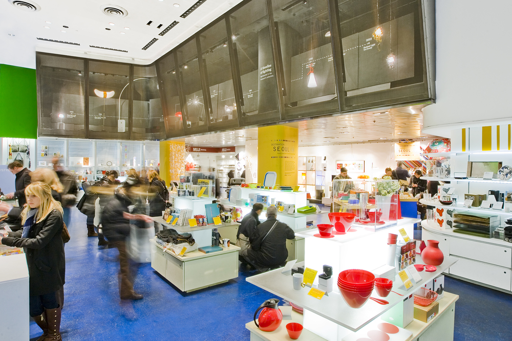 MoMA Design Stores — Bonnie Mackay Consulting