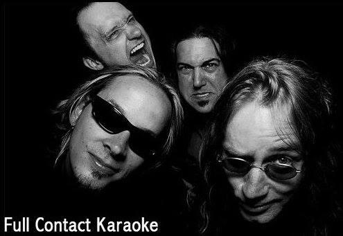 Copy of Full Contact Karaoke / FCK / Live Band Karaoke / Louisville
