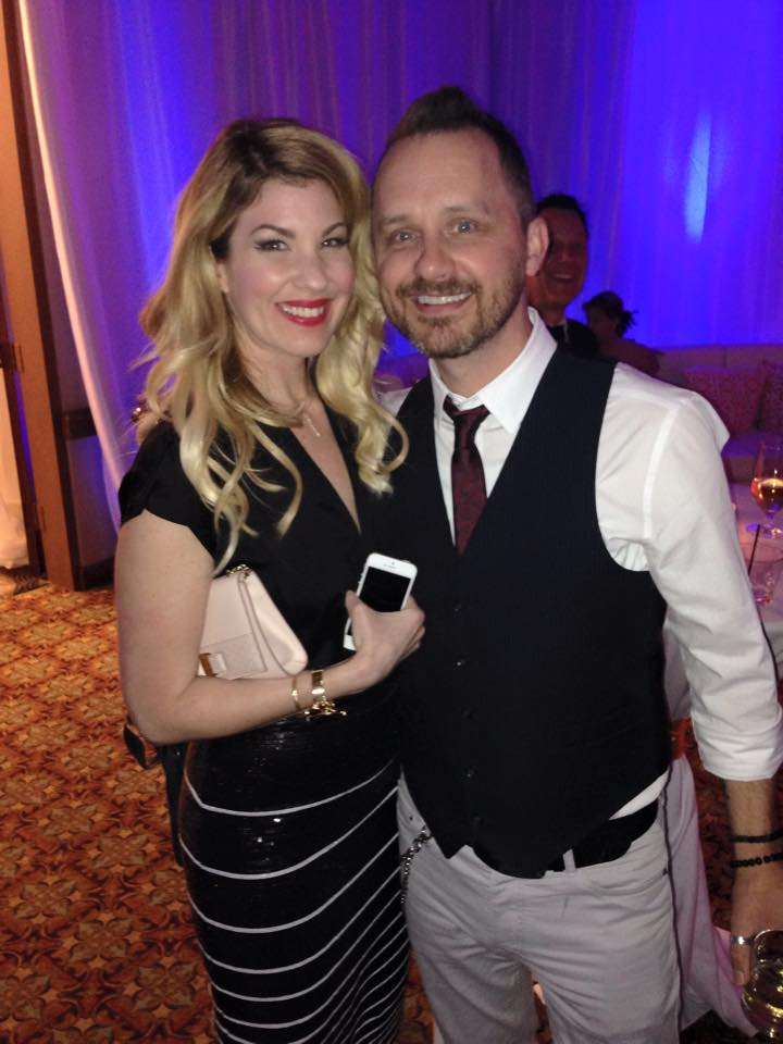 America's Got Talent Emily West with Ryan Murphy from Full Contact Karaoke